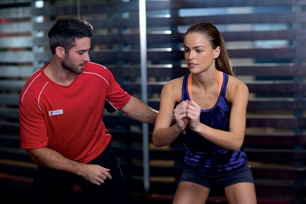ONE-TO-ONE TRAINING Tailored specifically around your individual fitness, one-to-one personal training ensures you get the most out of every workout. Our expert personal trainers can offer support, advice and motivation to keep you on the right track. www.fitnessfirst.co.uk