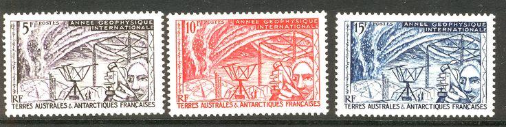 Terres Australes et Antarctiques Francaises IGY