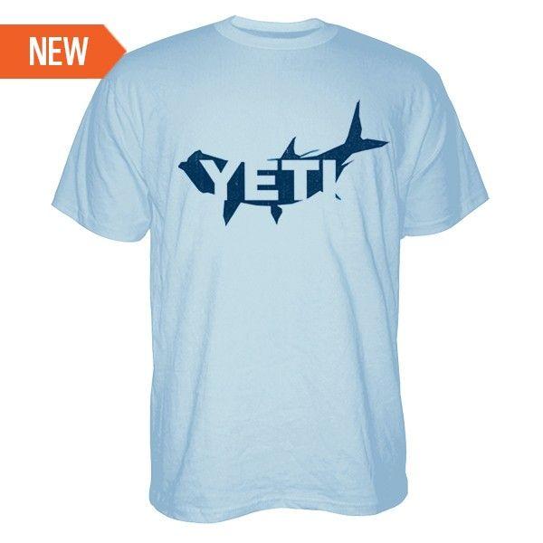 YETI Tarpon T-Shirts | YETI Coolers