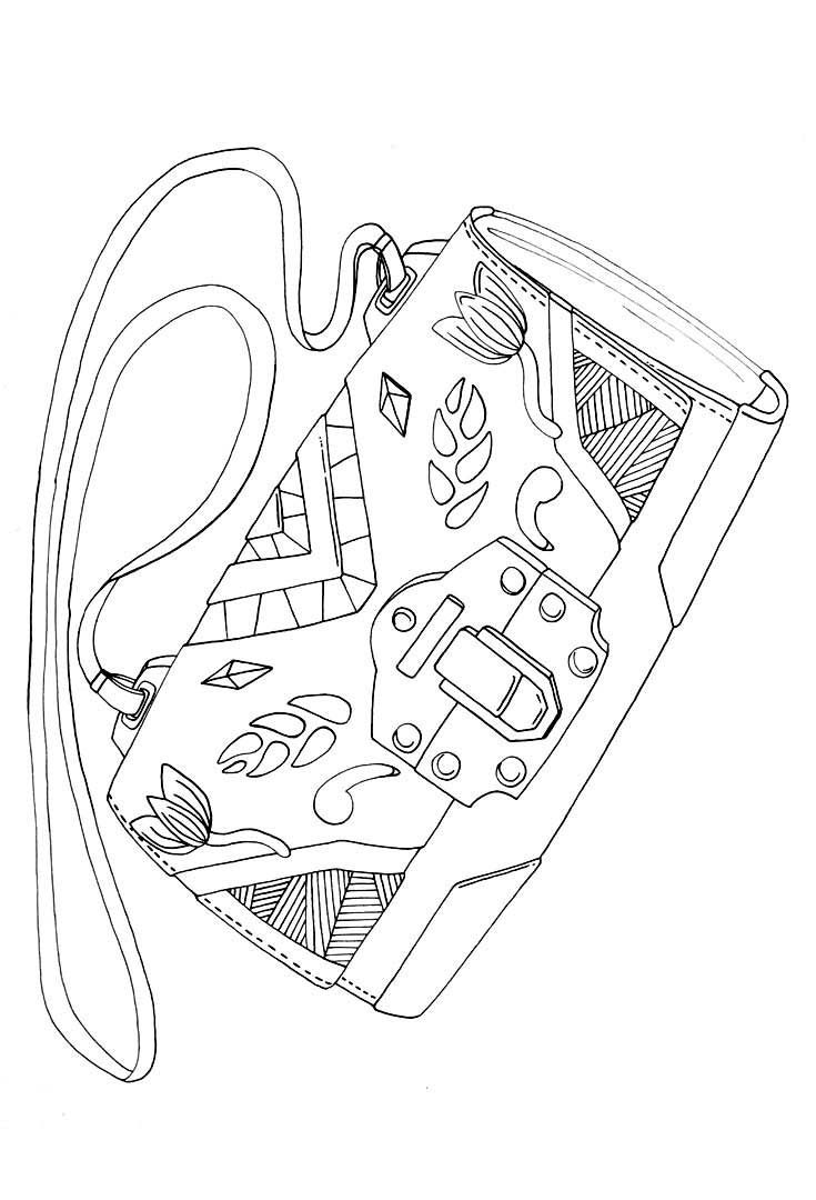 Handbag Drawing Love Fashion Design Or High These Artworks Were Created For You They Are Luxurious Chic Unique Beautiful And