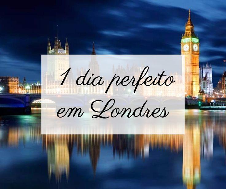 Roteiro de 24 horas em Londres.                                                                                                                                                                                 Mais