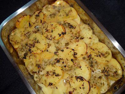 Házias konyha: Borbarátok krumplija