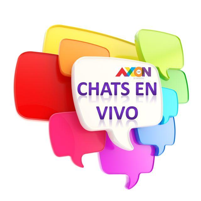 CHATS  Comunicación escrita realizada de manera instantánea mediante nuestra plataforma a través de Internet.