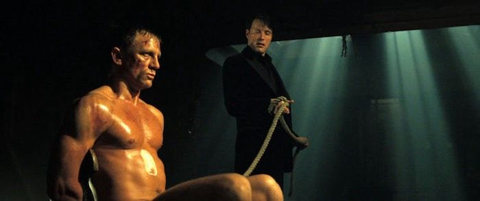 "Daily Dialogue — October 2, 2017 http://fuckdate.nu/2017/10/02/daily-dialogue-october-2-2017/  ""Well, you've taken good care of your body. Such a waste."" — Casino Royale (2006), screenplay by Neal Purvis & Robert Wade and Paul Haggis, novel by Ian Fleming The Daily Dialogue theme for the week: Interrogation. Trivia: Ian Fleming once said on writing the ""Casino Royale"" novel: ""Writing about 2,000 words in three hours every morning, 'Casino Royale' dutifully produced itself."