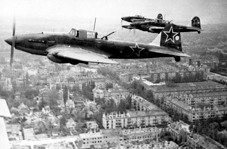 Flugzeuge über Berlin