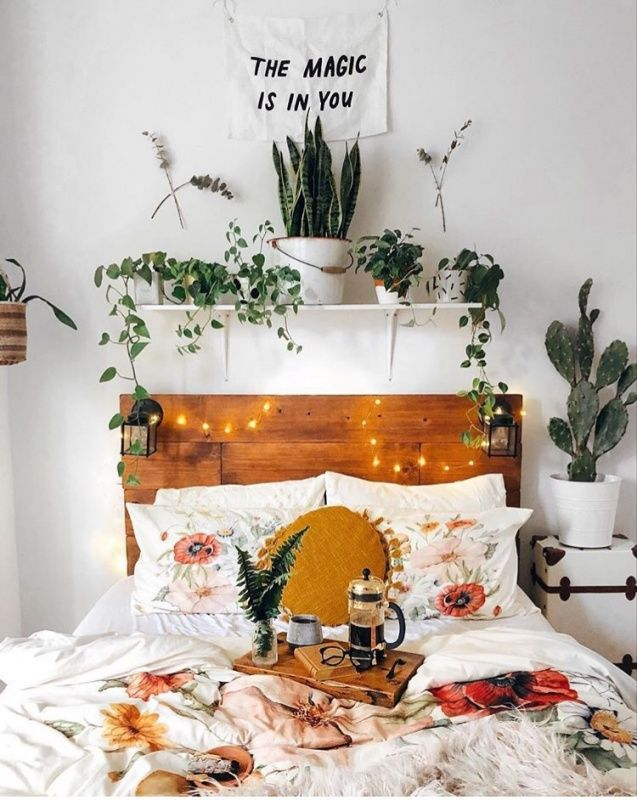 Vsco A Happy Place Urban Bedroom Urban Outfitters Room Boho Dorm Room