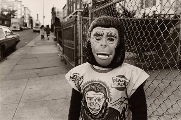 Planet of the Apes - Vintage Halloween Costumes from the 1970s by Larry Racioppo