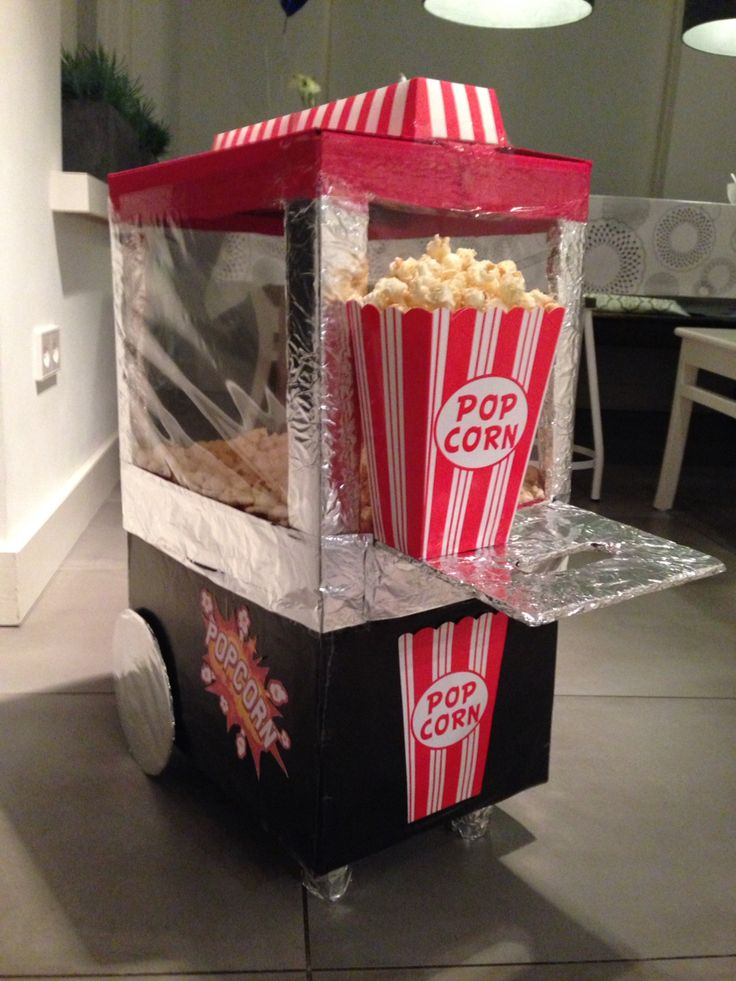 #Sinterklaas #Surprise #popcornmachine