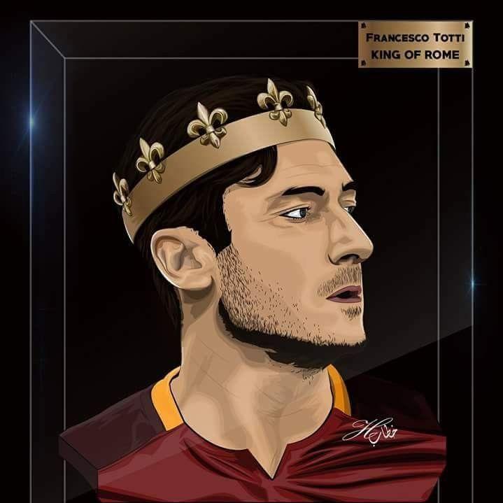 King of Rome, Francesco Totti