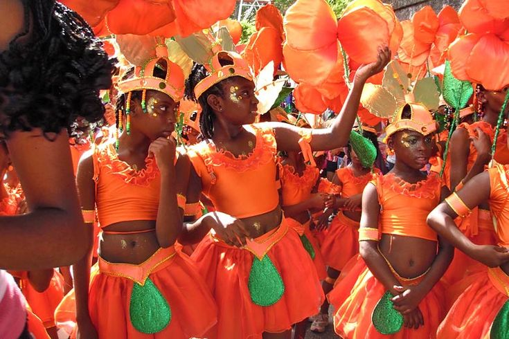 Kadooment Day, part of the Crop Over Festival, Barbados | Unmissable things to do in #Barbados | Weather2Travel.com #beach #caribbean #travel #holiday #sun