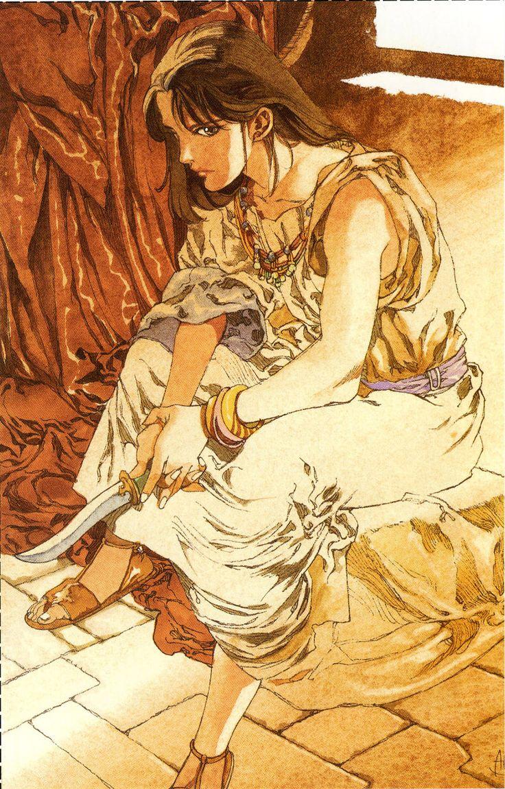 Yamada Akihiro - A Collection of Paintings artbook