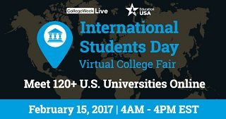 Why You Should Attend the International Students Day Virtual Fair