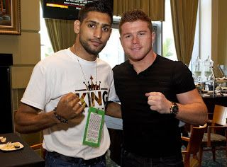 MAX SPORTS: BOXING: AMIR KHAN KUZICHAPA NA CANELO ALVAREZ MAY ...