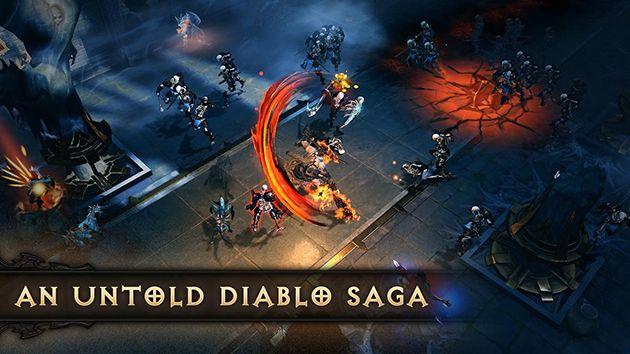 Diablo Immortal Apk Obb Data For Android Free Download Immortal