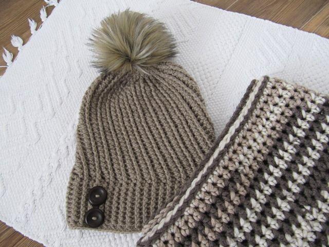 zimní čepule s nákrčníkem, háčkovaná podle lucie handmade