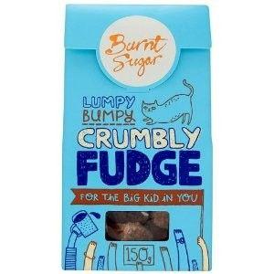 Burnt Sugar Crumbly Fudge - pehmeä kermakaramelli
