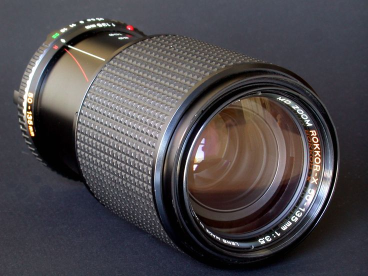 A personal favorite from my Etsy shop https://www.etsy.com/listing/461556730/minolta-md-50-135mm-f35-mc-standard-zoom