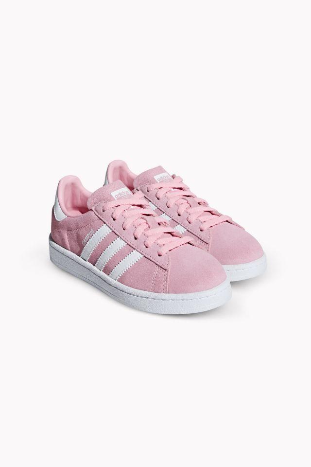 adidas campus light pink