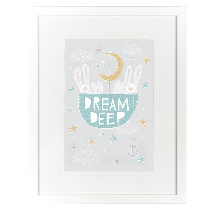 OLLI ELLA WALL ART in Deep Dream Design