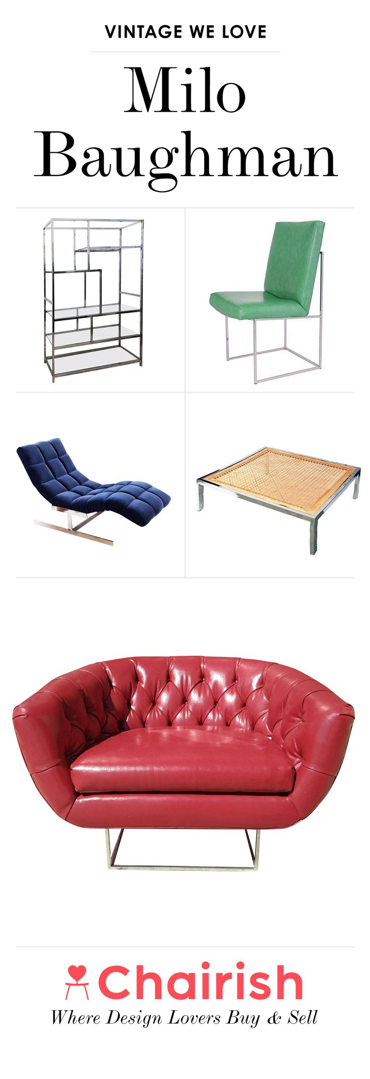 iconic designer furniture. milo baughman is easily one of the most recognizable names in midcentury modern and contemporary furniture design whether itu0027s an iconic lounge chair or designer