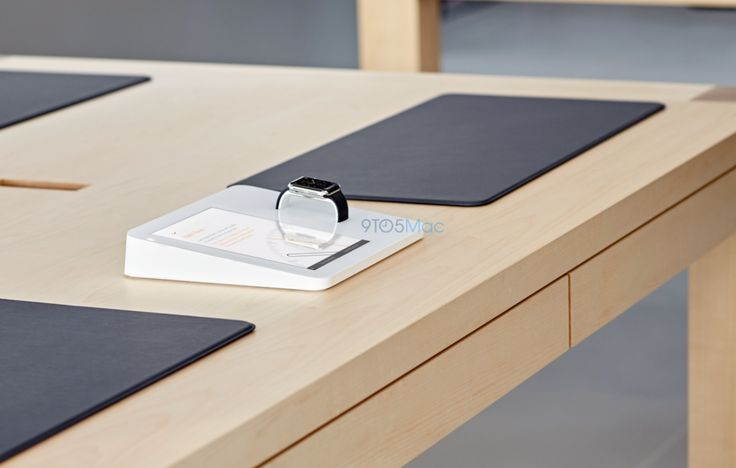 Apple Store revamp for Apple Watch revealed: 'magical' display tables, demo loops, sales process
