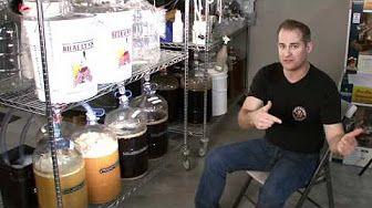 Домашнее пивоварение – тема - YouTube
