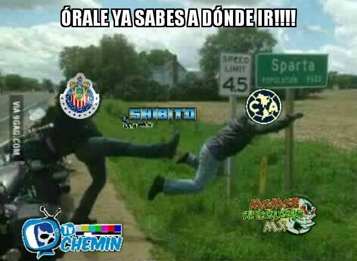 Fotogalería: Memes - Memes de la eliminación al América en Copa MX | Chivas Pasión - Sitio No Oficial del Club Deportivo Guadalajara