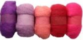 La Mercerie est le seul magasin sur Montpellier à vendre de la laine cardée !