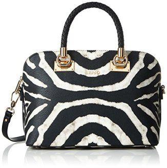 Liu-Jo-Damen-Shopping-Bag-Schultertaschen-32x25x16-cm