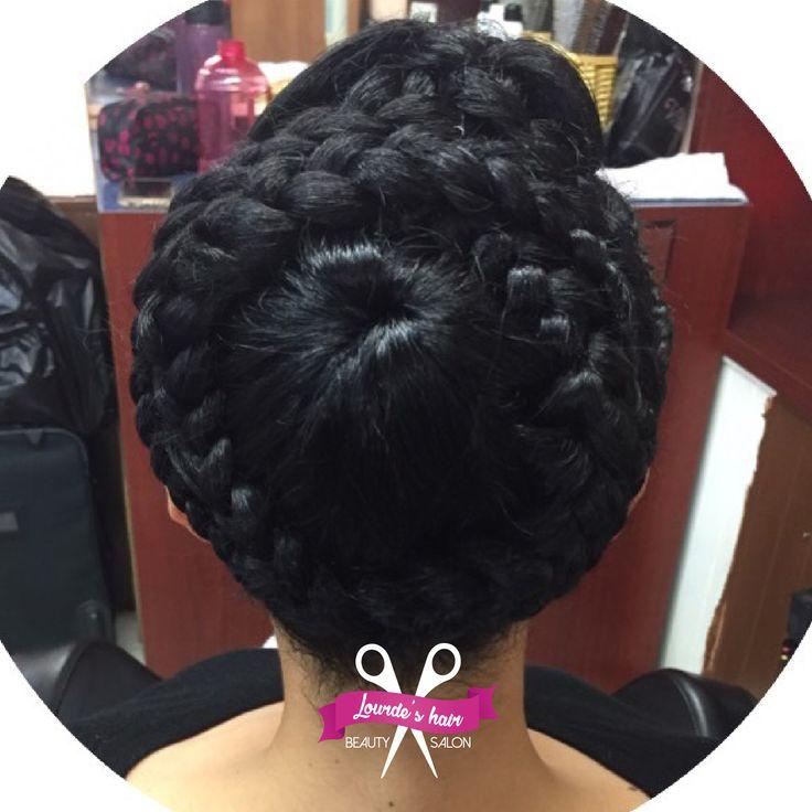 Los mejores peinados los encuentras aquí! #LourdesHairBS #BeautySalon #peinados #cabello #NY
