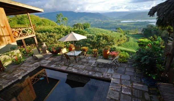 Hacienda Tayutic: In Costa Rica