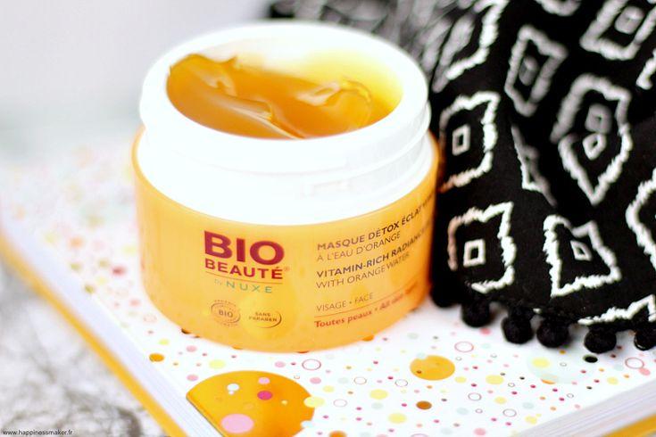 Masque détox vitaminé Bio Beauté de Nuxe : Mon avis