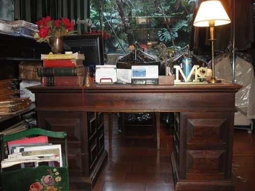 Muebles Cedro Estilo Ingles Escritorio Camisero Aparador $12,75686