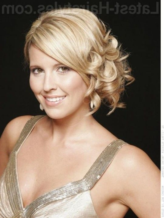 Formal Hairstyles At Home : 48 best wedding prom hair styles images on pinterest