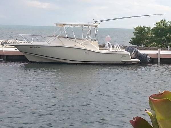 Scout 280 Abaco de 2001