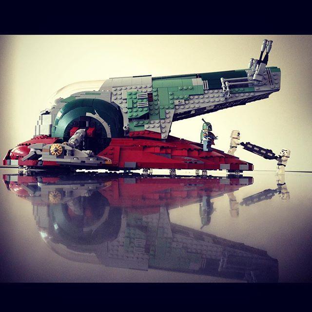 #starwars #lego slave 1  complete