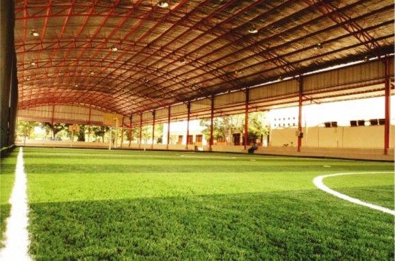 Lapangan Basket dan Futsal Pesantren Al Binaa Bekasi
