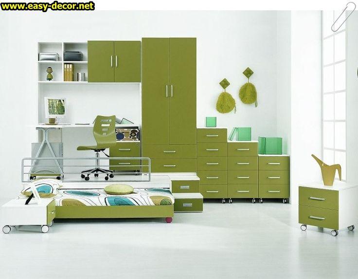 Boy's-Room-Decorations-4 - Easy Decor   Kids bedroom ...