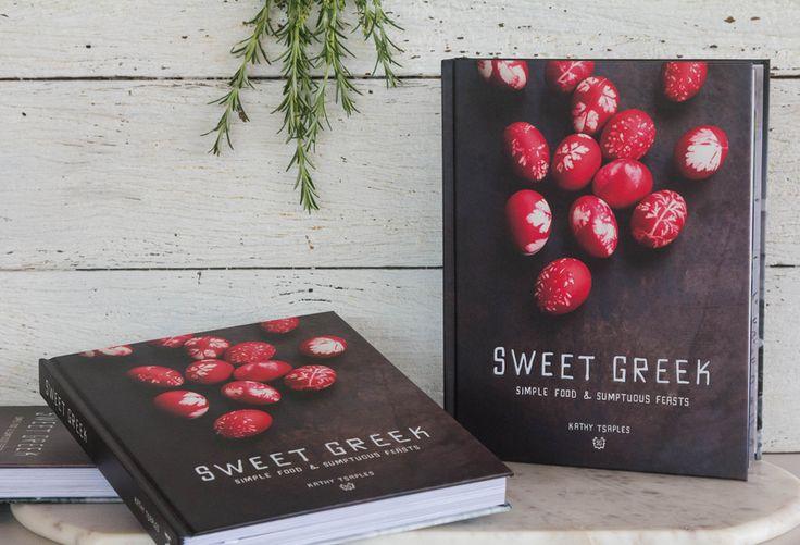 Sweet Greek Cookbook - Homer St | Gourmet Greek food and gifts, delivered across Australia.