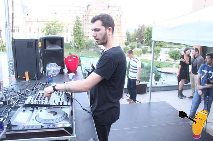 Atapy - The Biggest Rooftop Party in Town - Iasi - Second Edition.