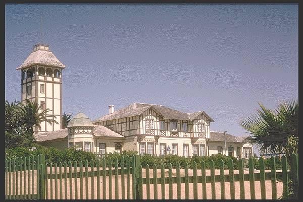 Woerman House in Swakopmund, Nambia