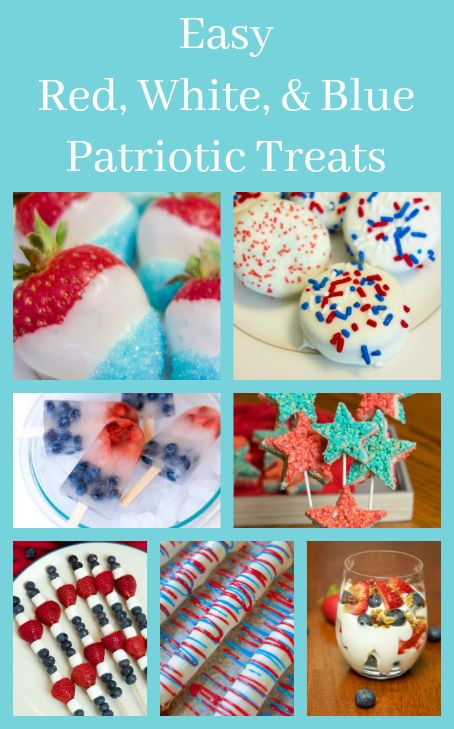 Amy explains that she has made all of these herself and that they are super simple and only take a few minutes. Each one of these will look great at a family picnic or party. I know my kids will go wild for all of these treats.
