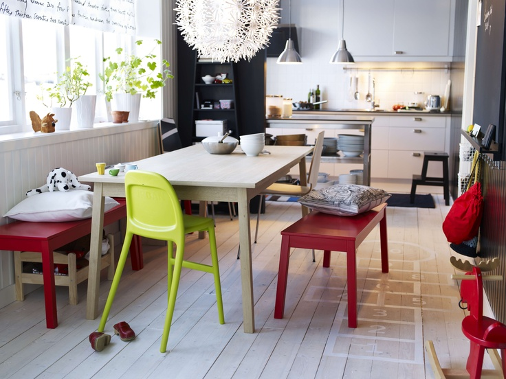 The TRANETORP Dining Table From IKEA Is Perfect For Entertaining As It Is  Extendable To Fit