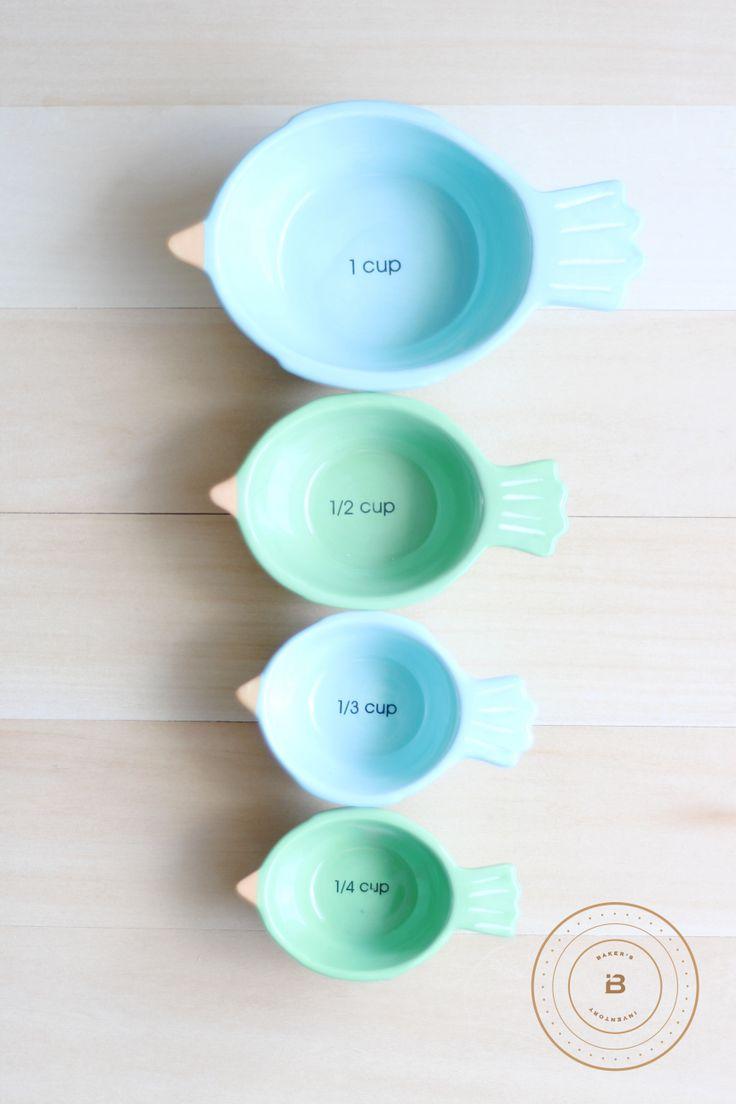 Bird Measuring Cups