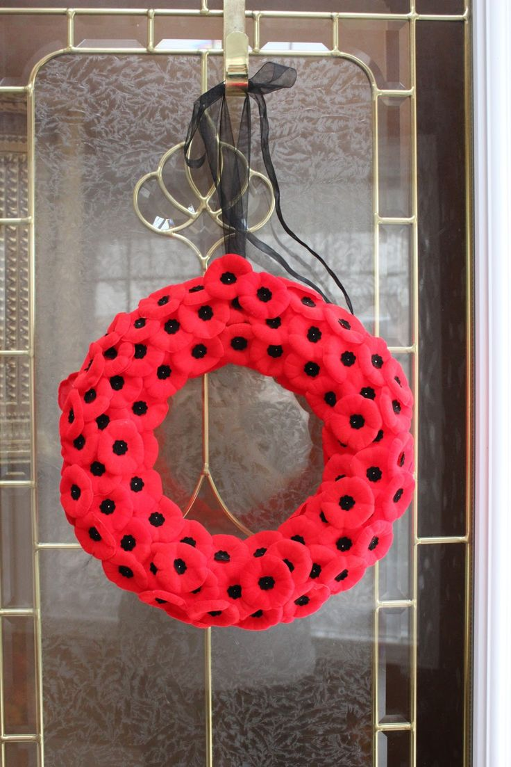 how to make a ribbon poppy
