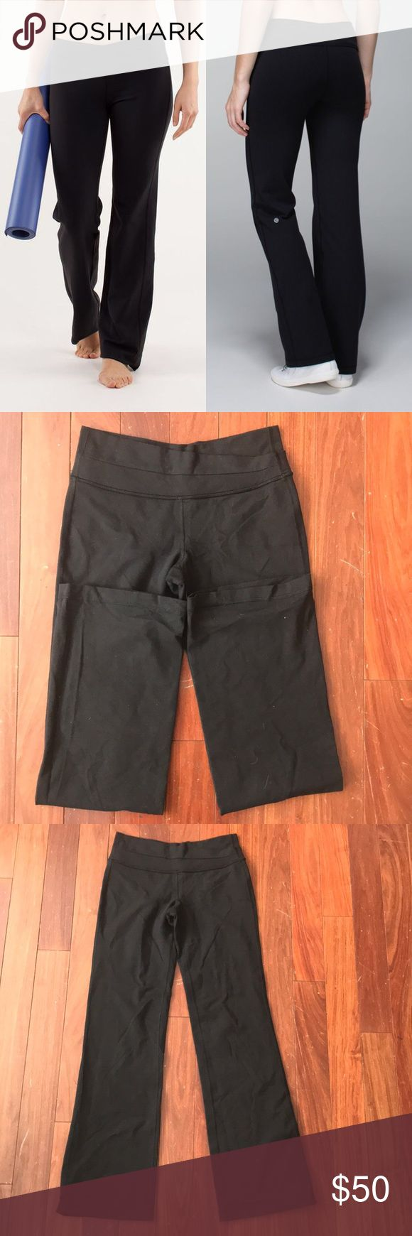 NWOT Lululemon Astro pant Tags removed, tried on but never worn! No rips, holes or stains. Also no condition issues such as pilling or fading. Sz 6. Any questions, please ask! lululemon athletica Pants Leggings