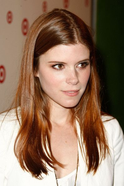Kate Mara looks so innocent, and yet does evil so well.   http://www.zimbio.com/pictures/Y3F2gMYiacg/Launch+Loomstate+Target+Collection/-QJP94H8GQe/Kate+Mara