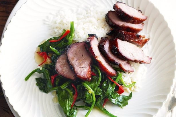 Chinese barbecued pork - Chinese barbecue pork is a delicious, full-flavoured cuisine that will melt you. Try this no-fuss recipe for a tasty family meal.
