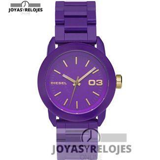 ⬆️😍✅ Reloj Diesel Mujer color Morado 😍⬆️✅ Colosal Modelo perteneciente a la Colección de RELOJES DIESEL ➡️ PRECIO 119.99 € En Oferta Limitada en 😍 https://www.joyasyrelojesonline.es/producto/diesel-womens-4051432275586-complete-with-presentation-boxpouchmanufacturers-warrantyauthorised-dealers-y-watch/ 😍 ¡¡Corre que vuelan!! #Relojes #RelojesDiesel #Diesel