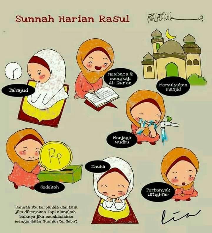 Sunnah keterangan Rasullullah SAW